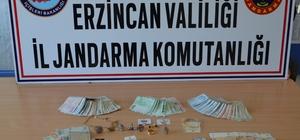 Erzincan'da dolandırıcılık yapan şahıslar yakalandı