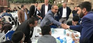 Arnavutköy'de 'Gönüller de sofralar da bir'