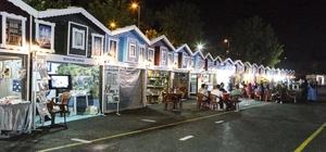 Boğaza nazır Ramazan sokağı ziyaretçilerini bekliyor