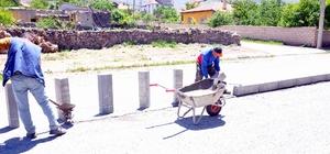 Develi'de çevre düzenleme çalışmaları devam ediyor