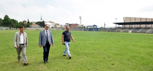 Mustafakemalpaşa Stadı'na yenileme