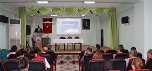 AFAD 'Bilgilendirme Toplantıları'na devam ediyor