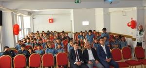 Artvin'de Öğrencilere İş Sağlığı ve Güvenliği Eğitimi Verildi