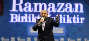 """İlahiyatçı-Yazar Ömer Döngeloğlu: """"Hepimize bir Ramazan lazım"""""""