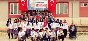 'İstiklal Marşı çaldığında otamatik göndere çekilen bayrak' projesi ilgi görüyor