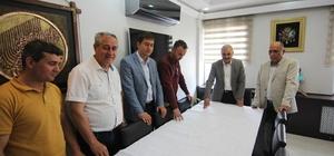 Osmancık'ta elektrik hatları yer altına alınıyor