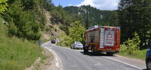 Kahramanmaraş'ta trafik kazası: 3 ölü, 1 yaralı