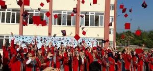 Dörtyol ve Erzin MYO'da mezuniyet coşkusu