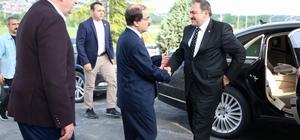 Orman ve Su İşleri Bakanı Eroğlu, Sakarya'da