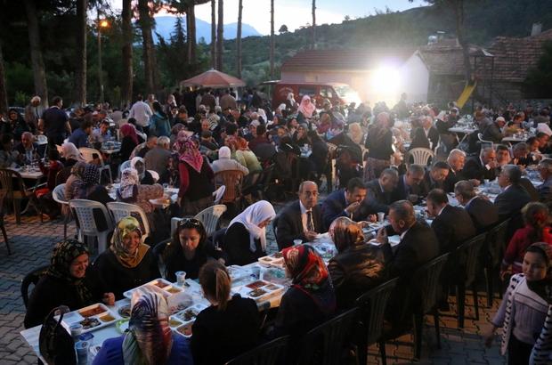15 Temmuz şehidinin ailesinden iftar