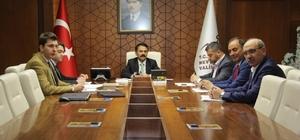 NEVJET genel kurul toplantısı yapıldı