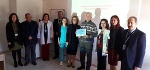 Aydın'da diyabet hastalarına diplomalı eğitim