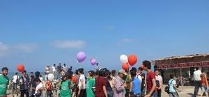 Samandağlılar Dünya Çevre Günü için pedal çevirdi