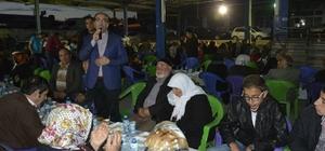 Sandıklı'da mahalle iftarları yapılmaya başlandı