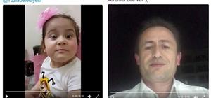 Başkan Yazıcı, dört yaşındaki Hatice'nin talebini sosyal medyadan öğrenerek yerine getirdi