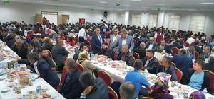 Kayseri Şeker Sofrasına Bünyan'da büyük ilgi