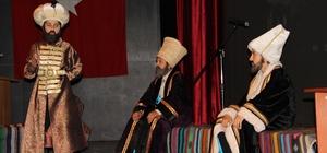 İstanbul'un fethi canlandırıldı