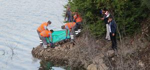 Tokat'ta baraj gölü kıyısında erkek cesedi bulundu