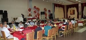 Bismil Belediyesinden bin kişiye iftar yemeği