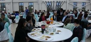 Osmaneli Belediyesinden şehit ve gazi ailelerine iftar yemeği