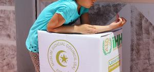 Türkiye'ye sığınan Filistinliler