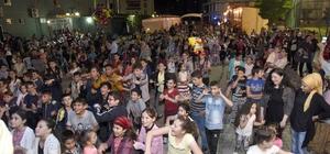 Tekkeköy'de Ramazan Sokağı'na yoğun ilgi