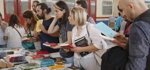 Kadıköy Kitap Günleri'ne yoğun ilgi