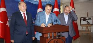 Orman ve Su İşleri Bakanı Eroğlu, Artvin'de