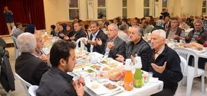 Başkan Acar, iftar yemeği verdi