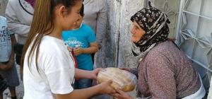 Belediyeden ücretsiz Ramazan pidesi