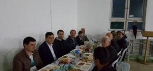 Başkan Yalçın iftar programına katıldı