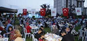 Döşemealtı Belediyesi'nden mahallelere iftar sofraları