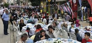 Cadde boyu iftar