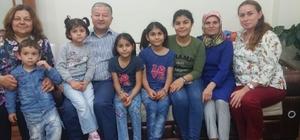 Kaymakam Murat Duru vatandaş ziyaretlerine devam ediyor