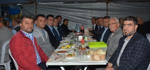 AESOB'dan, Korkuteli'nde iftar yemeği