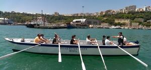 Köyceğizli öğrencilere İtalya'da denizcilik eğitimi