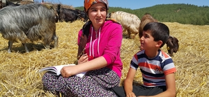 Gaziantepli çoban TEOG birincisi oldu