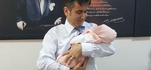Saruhanlı'da normal doğumlarda artış yaşandı