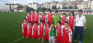 U-13 Nevşehir şampiyonu NEÜ oldu