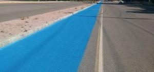 Adıyaman'a 5 bin 500 metre uzunluğunda bisiklet yolu
