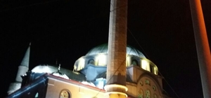 Hamitli Camii ışıl ışıl oldu