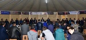 Erbaa'da Kültürden İrfana Sohbet programı