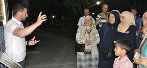 Tarih ve kültür şehri Bilecik misafirlerini ağırlamaya devam ediyor