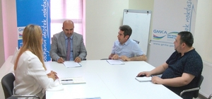 ÇOMÜ - GMKA iş birliğinde iki proje imzalandı