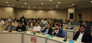 Adapazarı Belediyesi Haziran ayı meclis toplantısı yapıldı