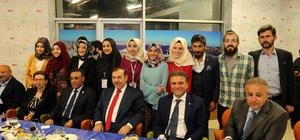 Başkan Kadıoğlu, üniversiteliler ile birlikte oruç açtı