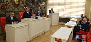 Gümüşhane İl Genel Meclisi'nin Haziran ayı toplantıları başladı