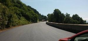 Fatsa-Perşembe sahil yolu trafiğe açılıyor
