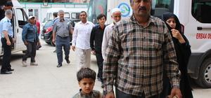 Tokat'ta 88 kaçak göçmen yakalandı