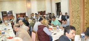 Devrek Muhtarlar Derneği iftar programı düzenledi